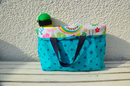 TRAVORGA -*Picknick* Big lunchbag Hawaii design