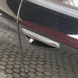 Alfa Romeo 159 Carbon Door handles Upperpart Covers