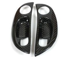 Alfa Romeo 147/GT Carbon Hochtöner Abdeckung