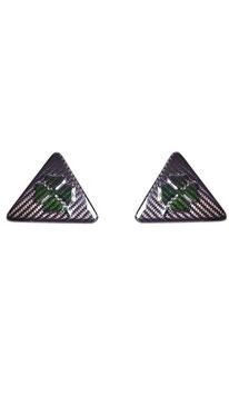 Carbon QV Embleme Set