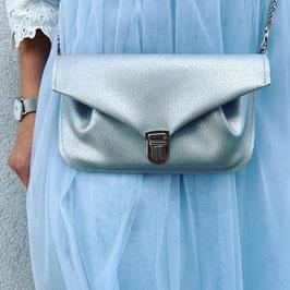 Kunstledertasche Silberstern
