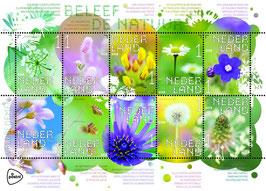 Postzegel vel- NL