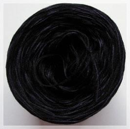 Zweifarbig schwarz-lila