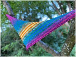 LOVE & PEACE Strickpaket Leuchtturm-Tuch