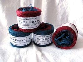 BLUE CHERRY Minifarbverlaufsgarne 2x20g
