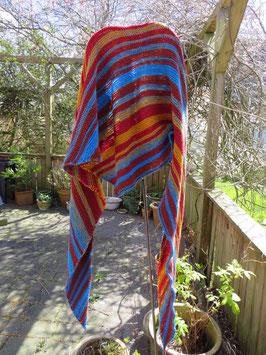 SEENsucht Strickpaket Leuchtturm-Tuch