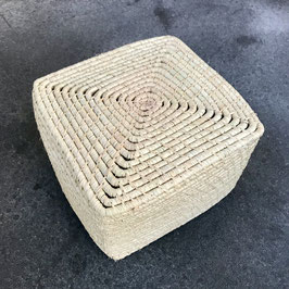quadratisches Sitzkissen
