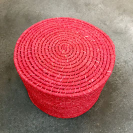 rundes Sitzkissen
