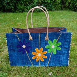 quadratische Strandtasche