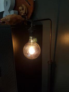 Lamp #03: vintage staande lamp 3-in-1