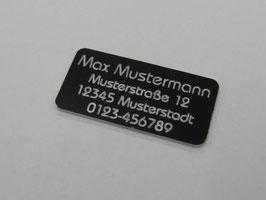 Modellkennzeichen (5 Stück)
