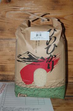 玄米 5キロ