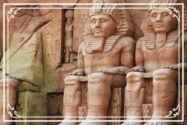 Aux sources du yoga il y avait.... le Yoga Egyptien.