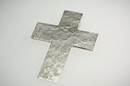 """Kreuz"", 925 Sterling Silber"