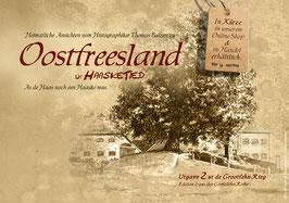 Motivmappe ut Haasketied Edition 2 der Großefehnreihe