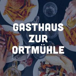 """Gasthaus """"Zur Ortmühle"""""""