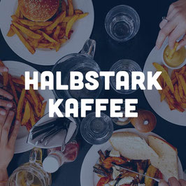 HALBSTARK KAFFEE