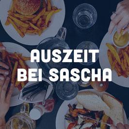 Auszeit bei Sascha