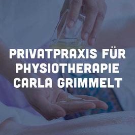 Privatpraxis für Physiotherapie Carla Grimmelt