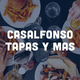 Casalfonso Tapas y Mas