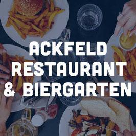 Ackfeld Restaurant & Biergarten