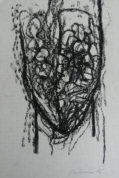 Roland Helmus, Selbstportrait, 1996