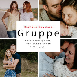 Freunde-/Familienshooting als digitaler Download