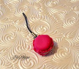 strap macaron rose