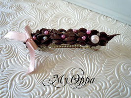 Barrette Gourmande chantilly Choco
