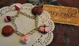 Bracelet gourmandises