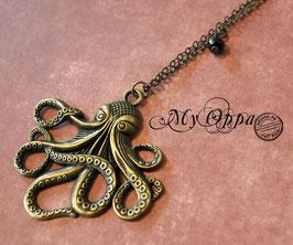 sautoir octopus