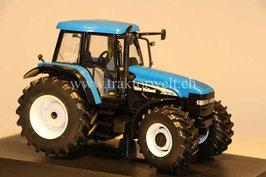 New Holland TM 140 blau