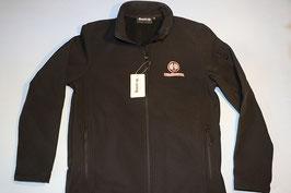 Jacke mit Hürlimann Logo und Schrift vorne