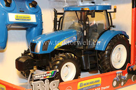 New Holland T6070 Ferngest.