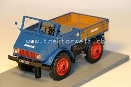 Unimog U401 blau