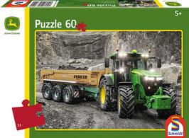 Puzzle John Deere 7310 R 60 Teile