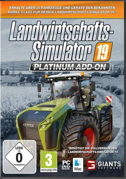 PC Landwirtschafts Simulator 19: Platinum Add-On