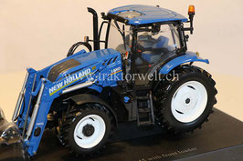 New Holland T6.145 mit Frontlader