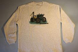 Sweatshirt Bührer Modell C mit Messerbalken