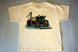 T-Shirt Bührer Modell C, mit Messerbalken,  Rundhals (Kinder)