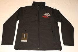 Softshell Jacke FALZ Logo vorn/hinten