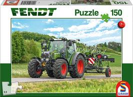 Fendt 211 Vario mit Wender - Puzzle 150 Teile