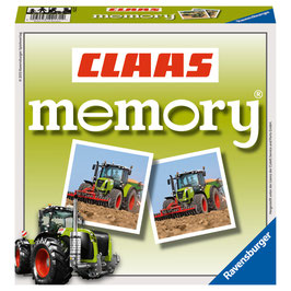 Memory Claas d/f/i