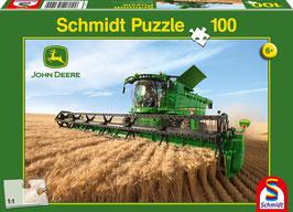 John-Deere Mähdrescher S690, Puzzle