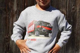 Sweatshirt Transporter Aebi VT 450 Vario Kinder