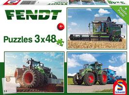 Fendt 1050 Vario / 724 Vario / 6275L - Puzzle