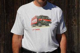 T-Shirt Transporter Aebi VT 450 Vario Erwachsen