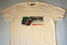 T-Shirt Rapid Special, Rundhals