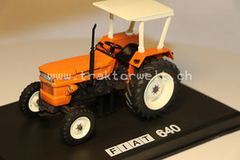 Fiat 640 2 Radantrieb/Weise Felgen