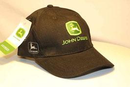 Cap John Deere historischen Logos Kinder